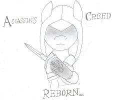 Assassin's Creed: Reborn (MLP FIM) by BrogarArts
