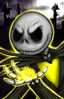 Jack Skellington by halwilliams