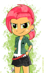 Babs Seed (Equestria Girl) by Lisan1997