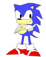 Sonic the Hedgehog Classic version by good2games