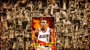 Jamal Crawford Career Wallpaper by rhurst