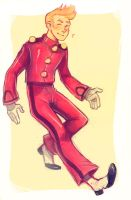 Spirou by quuurl