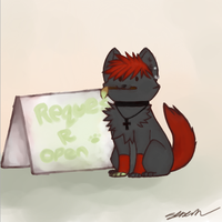 Opening Requests by wolf401