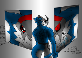 just a exveemon wallpaper 2 by DarkDragon563