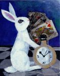 White Rabbit by celeste1528
