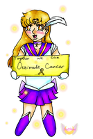 Together we can dezimate cancer! by StefBani