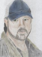Bobby Singer by hei4dy