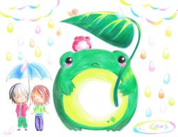 Rainy Days by Colorful--Melody