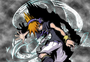 Neku - The World Ends With You by dark-link94