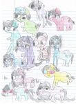 Homestuck derp ponies 2 by pipomanager-mimmi