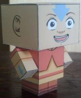 Avatar Cubee by paperart