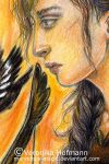 The Hunger Games: Mockingjay Detail by Verlisaerys