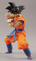 rare goku doll by EarthsSaviorSonGoku