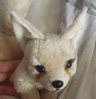 Fennec fox - sneak preview by goiku