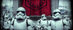 Film Cell Stormtroopers by Richard67915