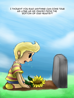 Hinawa's Grave by Angelstar7