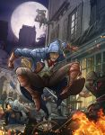 The Game Magazine - Assassins Creed Unity by PatrickBrown