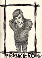Frank Iero by SoftSpirit118