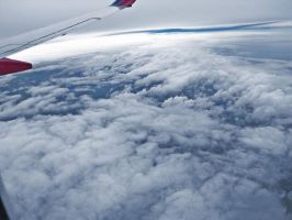 Above the Clouds by krissybdesigns