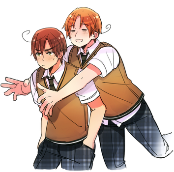 Surprise, Big Brother! by Cioccolatodorima