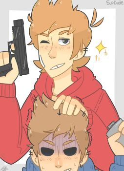 Eddsworld- Tomtord by SupDudee