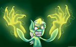 Mad Lyra by NeonLimetti