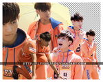 EXO TAO PNG 6P by flyhye35