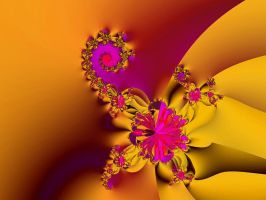fractal 99 flower by AdrianaKH-75