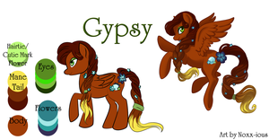 Gypsy Reference by jesymphony
