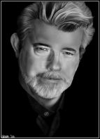 George Lucas by BikerScout