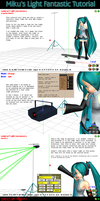 MMD Miku's Light Fantastic Tutorial by Trackdancer