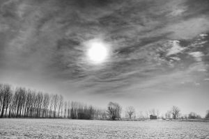 the Sun is cold by MarioDellagiovanna