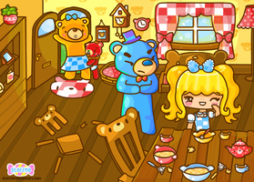 Goldilocks Calender Entry by steffne
