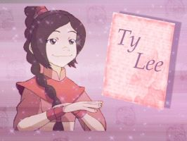 Ty Lee - Wallpaper2 by M-i-c-h-a-l-a