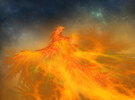 Bringing the fire by LadyAway