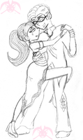 MH: Cluce Tango by KPenDragon