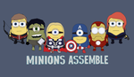 Minions assemble by AskAlmostEvil