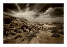 The Valley Of Fire - III by sundreaming