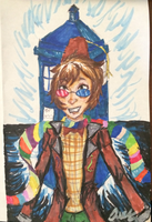 Fandomstuck Doctor Who by DragonFang17