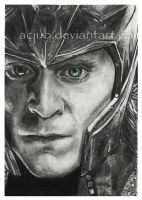 The Avengers - Loki by acjub