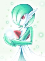 Pokemon: Gardevoir