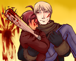APH - 2P - This could be love by bucketmouse
