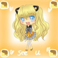 SeeU Chibi- Pudding by naruphantomhive