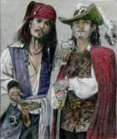 They are pirates by wincestsister
