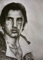 Young Ezio Auditore by CautiousDucky