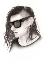 Skrillex (Requested by Abnormal-Adopts) by Lee-Manson