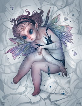 Fragile by tinypaint