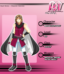 HSV .:RPG:. - Benkei The Knight (Version 2.0) by dreamchaser21