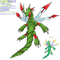 Fakemon - awesome bug part 1 by Garmmon