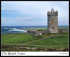 The Watch Tower by 2Stupid2Duck